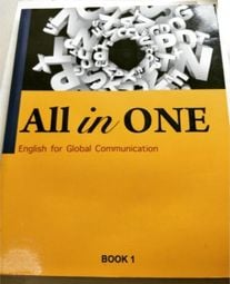 All in one book1 有CD英文課本 9789866990977