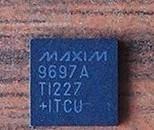 [二手拆機][含稅]MAX9697A 9697A 液晶晶片 QFN封裝