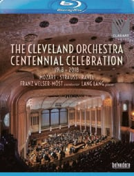 克里夫蘭管弦樂團百年慶典 The Cleveland Orchestra Centennial Celebration