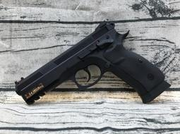 《GTS》ASG CZ SP-01 SHADOW手拉空氣手槍17655