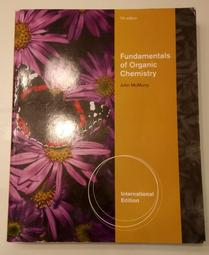 Fundamentals of Organic Chemistry 7E John McMurry 國際版