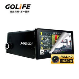 《小眾數位》PAPAGO! GoPad DVR7 多功能Wi-Fi 7吋導航平板機 衛星導航 支援藍芽