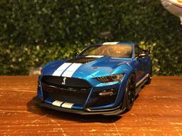1/ 18 GT Spirit Ford Shelby Mustang GT500 Blue GT268【MGM】