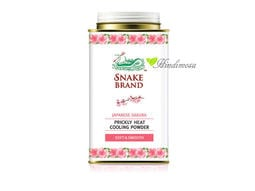 Snake Brand 蛇牌日本櫻花香爽身粉 Cooling Powder - Japanese Sakura 140g