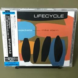 Yellowjackets featuring Mike Stern /  Lifecycle 進口專輯
