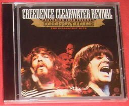 Creedence Clearwater Revival / Chronicle: 20 Greatest(全新歐版)