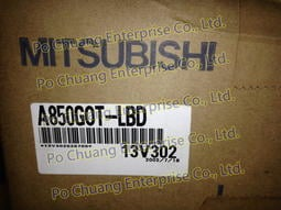 販售與維修 全新品 MITSUBISHI 三菱 HMI 人機介面 A850GOT-LBD  (歡迎詢問) [ worldwide delivery is possible]