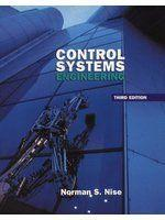 《Control Systems Engineering》ISBN:0471366013│John Wiley & Sons│Norman S. Nise│七成新