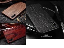 【現貨】ANCASE iPhone XR 6.1 原木木殼實木保護套手機殼