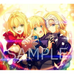 【aniplex+店鋪特典】Fate song material [完全生産限定盤] CD