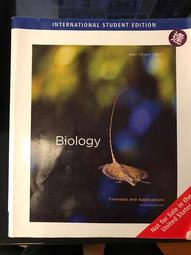 ise Biology Concepts and Applications 生物學 7th
