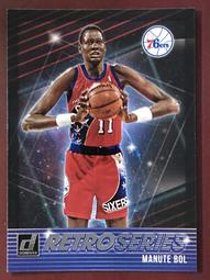 2018-19 Donruss Retro Series #19 Manute Bol 特卡