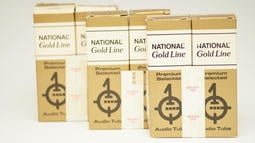 National Gold Line 6550 matched pair