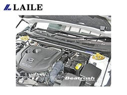 【Power Parts】LAILE BEATRUSH 引擎室拉桿 MAZDA6 GJ 2014-