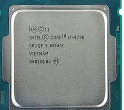 Intel Core i7-4790 模擬8核 8M 3.6G 4.0GHz 第4代 LGA1150 Haswell