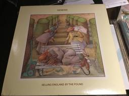 [LP] genesis / selling england by the pound