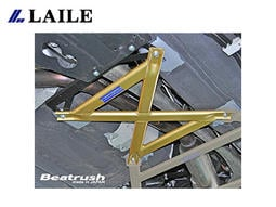 【Power Parts】LAILE BEATRUSH 下橫拉桿 TOYOTA PRIUS α 2015-