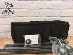 ♪ Your Music 愉耳樂器 ♪ Pebble-S Tributary渭水創意Pedalboard效果器盤墨綠色