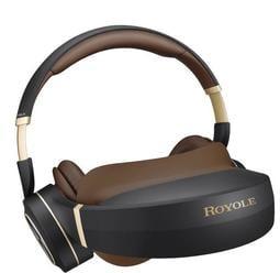 """🏆柔宇ROYOLE Moon VR一體機 3D虛擬實境眼鏡頭盔 """"雙""""2K解析度"""