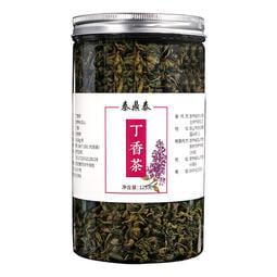 125克,長白山野生丁香茶胃舒茶。