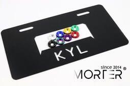 ˋˋ MorTer ˊˊ優惠中 輕量化 車牌強化板 GOGORO EC05 強化底板 車牌 小七碼 勁戰 FORCE