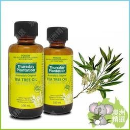 【澳洲精選】Thursday Plantation 星期四農莊 Tea Tree Oil 100%純茶樹精油 100ml