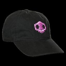 c5ba6965932 丹 暴雪商城 Overwatch Sombra Dad Hat 鬥陣特攻駭影帽子- 露天拍賣