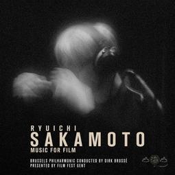 【進口版】坂本龍一電影配樂全紀錄 Ryuichi Sakamoto: Music For Film--SILCD1524