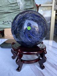 BEZ藍紋石球綠M+