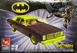 1/ 25 AMT 蝙蝠俠🦇電影版 高譚市 警車