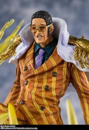 [模玩立方] F.ZERO EXTRA BATTLE 海賊王 海軍 三大將 黃猿 超商只能一隻 現貨