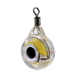 台灣大咬釣具。圓型眼睛水燈!入水亮水燈!船釣。白帶。深海。透抽