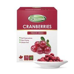 Frenature富紐翠 蔓越莓 凍乾 翠鮮果【加拿大原裝進口】低卡,冷凍乾燥,非油炸,非蜜餞,水果凍乾,太空食品