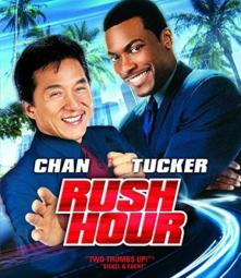 RUSH HOUR [WB COLLECTION] [Blu-ray]