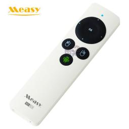 Measy RC9 2.4GHz USB Wireless Gyro Air Mouse for Smart TV Android Box Dongle PC