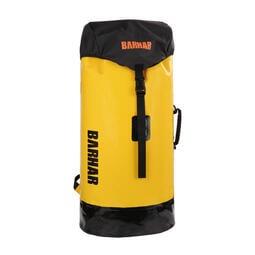 巴哈 BARHAR 45升防水背包 溯溪包 大容量後背包 黃色款(有背負系統)