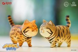 【futuretoys】現貨  設計師 不二馬 大叔 空想造物 小小動物園 系列 貓鈴鐺 單抽區 (隨機發貨)