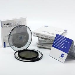 +現貨 好品質ZEISS蔡司TPOL濾鏡52 58 67 77 82mm佳能尼康單反鏡頭CPL偏振鏡  露天拍賣