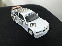 老靈魂珍藏 1/ 24 BURAGO BMW M3 Made In Italy