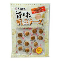 日本 一榮 和顏愛味 起司干貝糖 干貝柱   旨味起司帆立貝/1包/150g