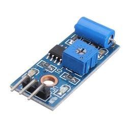 【飆機器人】SW-420 常閉型震動感測器