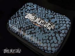 ☓蒸汽 霧娜娜☓原裝正品 CoilMonsta 怪獸團隊 工具包 碳纖維紋路 收納包 便攜包