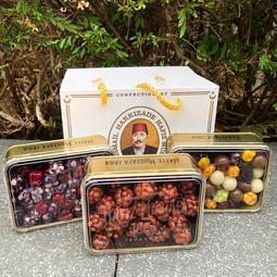 現貨 土耳其 Hafiz Mustafa 1864 咖啡豆巧克力 水果巧克力 綜合巧克力 禮物 【馬克土溫】