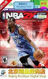 XBOX360光盤游戲 NBA 2K15 中文版