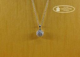 天然鑽石墜子  GDP0105