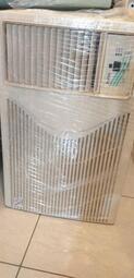 二手中古東元1.8噸窗型冷氣,2014年,5kw,適用8-9坪,型號MW45FR1,保固3個月