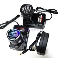 吉克斯亨德利12V 16.8V 18V充電鑽手鋰電鑽起子鋰電池充電器