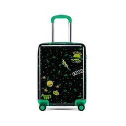 特價2件免運 新秀麗幼兒童拉桿旅行李箱HB5萬向輪卡通動漫U22貓咪恐龍長頸鹿獅