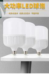 led燈泡節能球泡燈超亮家用照明護眼白光E27螺口螺旋省電特亮高亮 滿三百出貨